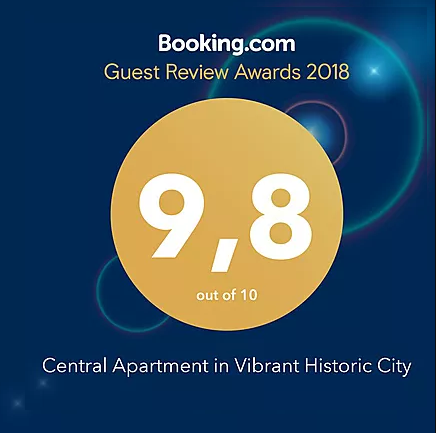Booking Guest Review Awards 2018 Malaga Sun Apartments Gestion Apartamentos Turisticos en Malaga