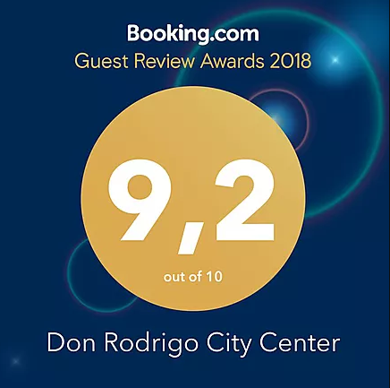 Booking Guest Review Awards 2018 Malaga Sun Apartments
